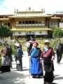 Норбулинка. Летняя резиденция Далай-лам - летний дворец.