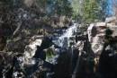 Шкотовский водопад Тигровый в октябре. Шкотовский район.