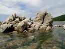 Прибрежные скалы.