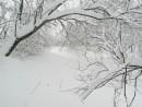 Зима в Славянке.
