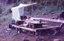 такой табор строили новосибирцы. Каждый год приезжали на мотоциклах и отдыхали летом.