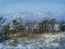Голубые горы. Полуостров Гамова.