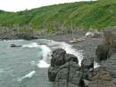 Дождливый день на острове Сибирякова