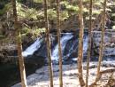 водопад - любимый всеми ракурс