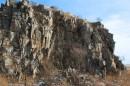 Скалы горы Голубиный утёс