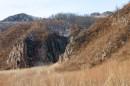 Ущелье горы Голубиный утёс