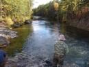 Рыбалка. Реки и пороги. Кема. Тернейский район.
