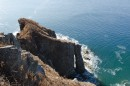 Арка, на оконечности острова Лаврова.