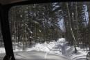 Дорога из окна урала. Шкотовское плато. Шкотовский район.