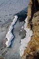 Последние льдины. Полуостров Тобизина.