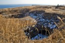Каменоломня, недостроенная артиллерийская батарея Владивостокской крепости.