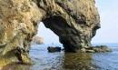 арка бухты Агатовой
