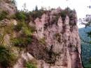 Розовые скалы. Тернейский район.