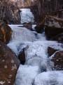 Водопад Горбатый. Шкотовское плато. Шкотовский район.