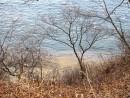 уютный песчаный пляж