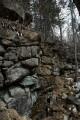 Каменная стена. Водопад Тигровый. Шкотовское плато. Шкотовский район.