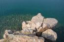Каменный цветок. Мыс Таран.