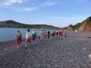 поход по острову Рикорда