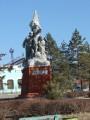 28.Памятник в г.Спасск Дальний.