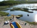 09.Катамараны на озере.