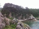 Сопка, через которую лежит путь к прекрасному острову