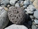 Камни вулканической породы на Шепалово
