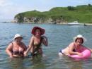 Родные на Хабаровском пляже