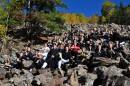 Ушу-пати, гора Фалаза 7 октября 2012