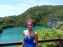 Марин парк, вулканическое озеро