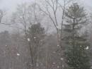 13.Снег идет.