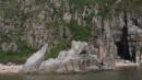 Каменный Алтарь со стороны моря