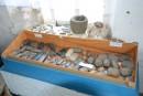 А это артефакты от тех самых Су Шень (китайск) или Илоу (японск), у нас больше известных как янковская и зайсановская археологические культуры.