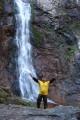 25.08.2011 года. Водопад Амгинский (Черный Шаман), Тернейский район.