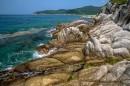 ШАМОРА . ИНФО на острове Фуругельма бродит вдоль побережья