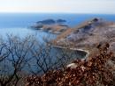 Вид на острова Таранцева.