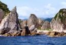 Бухта Кит, остров Опасный - северная граница Лазовского заповедника