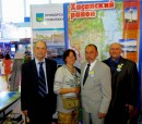 К именам на карте добавились Александр Куликов (слева) и директор турцентра В-Лазер Вячеслав Скороход