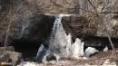Кравцовские водопады. Весна 2009 год.