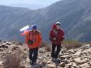 На горе Лысой 1560 м. 10.10.2009 года.