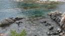015.Возвращение с острова. Пролив между островом и берегом (мелко).