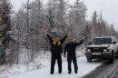02.Дорога на г.Хабаровск в снегу.