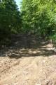 004.Дорога на гору. От с.Лозовый Ключ начинается подъем на г.Россыпи. Дорога сразу после домов влево через ручей уходит на гору.