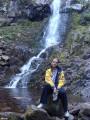 28.Водопад Алексеевский. Водопад Алексеевский на ключе Падюшка. Высота водопада 12 м.
