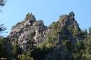12.Скалы над долиной реки Средняя Амгу