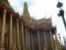 Бангкок, королевский золотой дворец