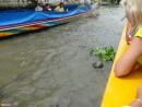 прогулка на катере по каналам, Бангкок