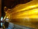 храм лежащего, золотого Будды, Бангкок