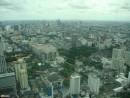Бангкок, вид с видовой в самом высоком здании