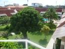 вид с балкона номера в гостинице, Паттайя