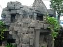 храм обезьян, на острове Ко-Чанг